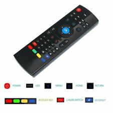 Wireless Keyboard Remote Control Air Remote Mouse For Tv Box Smart Tv Pc Laptop
