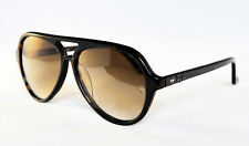 Ray-Ban RB 4125 710/51 Cats 5000 Matte Tortoise/Brown Gradient
