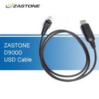 Zastone ZT-D9000 Programming Cable For Mobile Car Radio FM 50W Ham Walkie Talkie