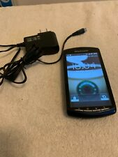 Sony Ericsson Xperia Play Slide-Out Smartphone Playstation R800at + 16GB SD Card