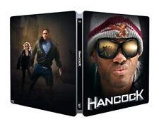 HANCOCK  STEELBOOK   BLU-RAY    FANTASTICO