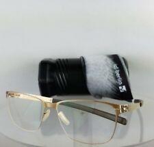 Brand New Authentic IC! Berlin Eyeglasses Diana F. Rose Gold 54mm Frame