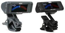 Korg AW-LT100B Clip-on Bass Tuner + Korg AWLT100G - Value Bundle
