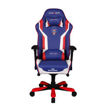 DXRacer OH/KS186/IWR/USA3 Special Edition USA King Series Gaming Chair & Cushion