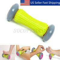 Foot Massage Roller Plantar Fasciitis Heel Arch Pain Relief Relaxatio