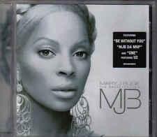 Mary J Blige-The Breakthrough cd Album