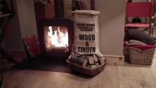 Unbranded Fireplace Log Baskets & Holders