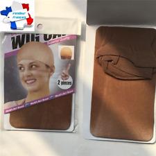 BONNET CONCEPTION Perruque FEMME Filet Cheveux Bonnet Chapeau LACE Wig Cap Nylon
