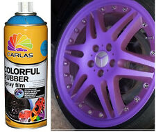 New PURPLE  Plasti Dip Multipurpose 13.5 oz Spray Can Rubber Coating Removable