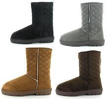 "Ella shoes ""PERTH"" faux fur snow warm winter ankle boot"