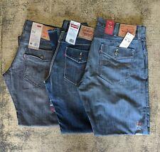 Levis 514 Slim Straight Fit Men's Levi's Welder Pocket Jeans