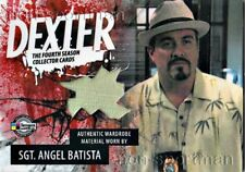 DEXTER SEASON 4 COSTUME D4CABG SGT. ANGEL BATISTA