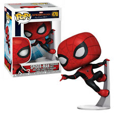 More details for spider-man upgraded suit far from home marvel funko pop figure (new & in stock)