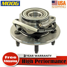 MOOG Front Wheel Hub Bearing Assembly For Ford 00-04 F150 2004 F150 Heritage 4WD