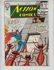 """Action 296 F+ (6.5) 11/63 """"Invasion of the Super Ants!"""""""