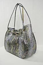 Nwt Brahmin Amy Tote Shoulder Bag In Moonstone Seville