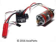 Hobbywing Waterproof Crawler Combo 2S/3S LiPo ESC 60T Motor Redcat 98060 18107