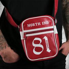 Support 81 Umhängetasche Retro-Style HAMC North End