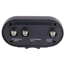RCA Outdoor Antenna Preamplifier Pre Amplifier TV Range Reception Signal Booster