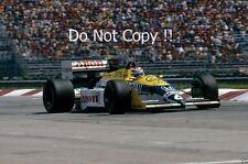 Nelson Piquet Williams FW11B brasileño Grand Prix 1987 fotografía