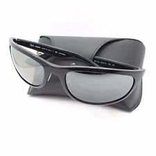 New Ray Ban 4265 601/5J Black Silver Fade Mirror Polar New Authentic Sunglasses