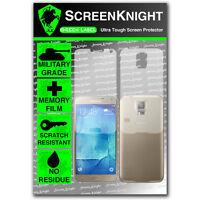 ScreenKnight Samsung Galaxy S5 Neo FULL BODY SCREEN PROTECTOR invisible shield