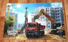Construction Simulator Gold Edition Poster