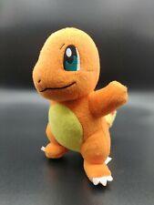 "Pokemon Charmander Plush Toy Stuffed Doll Figure 8"" Nintendo Tomy"