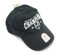 Los Angeles Kings 2012 Western Conference Champions NHL Hockey Slouch Hat Cap