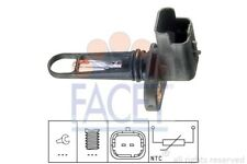 FACET Sensor Ansauglufttemperatur Made in Italy - OE Equivalent 10.4021 für FIAT