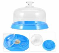 Watch Movement Dust Cover Moisture-proof Anti-dust Tray Storage Repair Tools