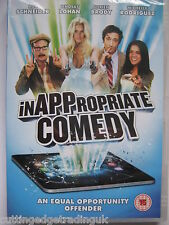InAPPropriate Comedy (DVD, 2014) NEW SEALED Region 2 PAL