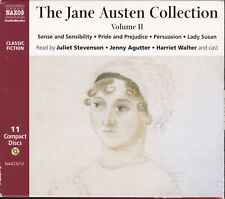 The Jane Austen Collection V. II CD-Audio Books 11 CDs S & S, P & P, Pers & L S
