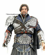 ASSASSIN'S CREED Brotherhood Ezio Onyx Costume Unhooded Action Figure Neca 18cm