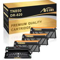 Toner Fit for Brother TN850 DR820 HL-L6200dw MFC-L5850dw MFC-L5700dw MFC-L5900dw