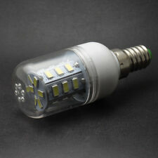 E14 SES Screw 5730 LED 24 SMD Corn Light Spotlight Lamp Bulb Cool White 220V 5W