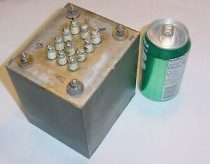 UTC C-2082 POTTED POWER TRANSFORMER  for DIY 6L6 tube amplifier project (KM)
