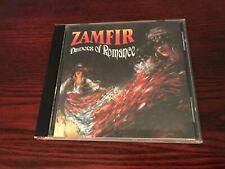 Gheorghe Zamfir - Dance of Romance - CD - PHILIPS- 1992 - USA