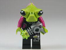 LEGO® Alien Conquest Figur Alien Invader Pilot aus 7050, 7067, 7059 NEU selten