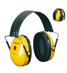 3M PELTOR Optime l H510F Folding Headband / 1 Premium Quality Ear Defenders