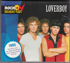 Loverboy - Temperature's Rising - CD (A59779 Sony/BMG 2005)(Brand New Sealed)