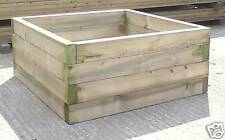 "Raised Planter Bed ~ 1500 x 1500 x 400 [5'x5'x16""]"