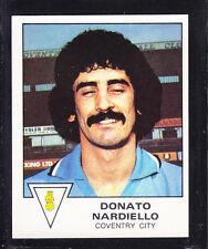 PANINI-CALCIO 80 - # 95 Donato Nardiello-Coventry