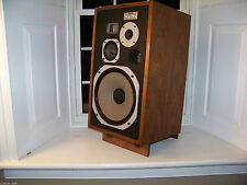 Pair of Solid Walnut Speaker STANDS made for Pioneer HPM 100 Speakers