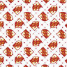 Gryffindor House Pride - Harry Potter Cotton Fabric Material