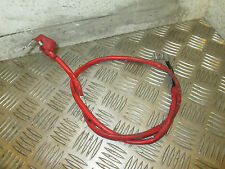 KYMCO AGILITY 125 2012 LIVE BATTERY CABLE RED BATTERY CABLE