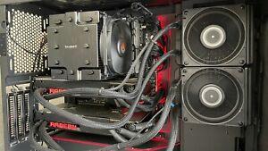 ENGINEERING SAMPLE AMD Radeon Pro Duo FirePro S9300 X2 Ryzen Threadripper 1920X