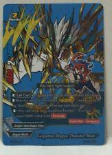 Bushiroad Future Card Buddyfight Gargantua Dragon, Punisher Mode S-PR/049EN