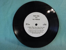 "Teen King And The Princes, 7"" 331/3 Private Garage Rock EP"