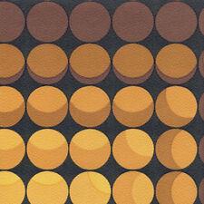 Mod Bubbles Original Geometric 60s 70s Vintage Designed Wallpaper